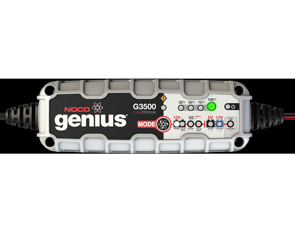Hefra Noco Genius Battery Charger 6 12v 3 5a